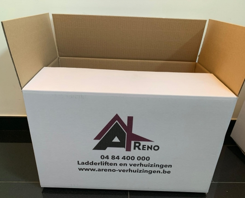 Verhuisdozen Areno-verhuizingen